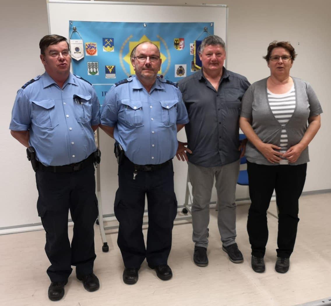 Vorstand der Verbindungsstelle Bautzen / Westlausitz