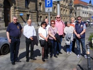 Treffen von IPA-Freunden der Verbindungsstellen Bautzen / Westlausitz und Schlesien (Polen)